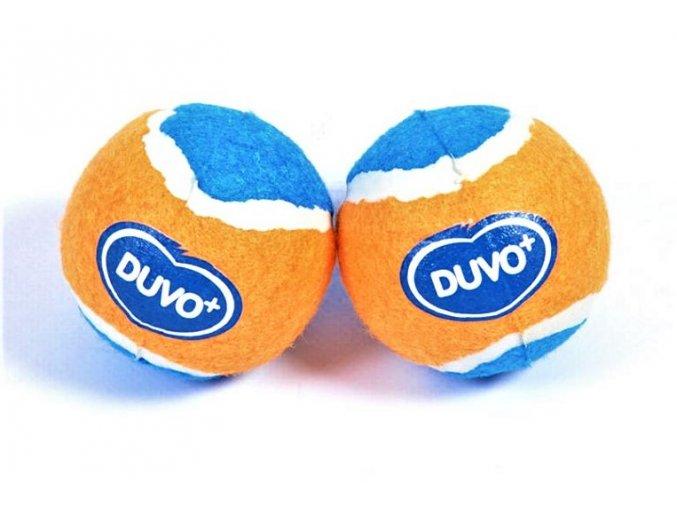 hračka duvo pre psa tenisová lopta 2 ks
