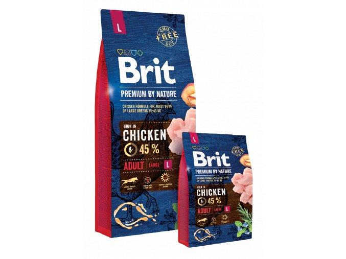 brit premium nature adult l