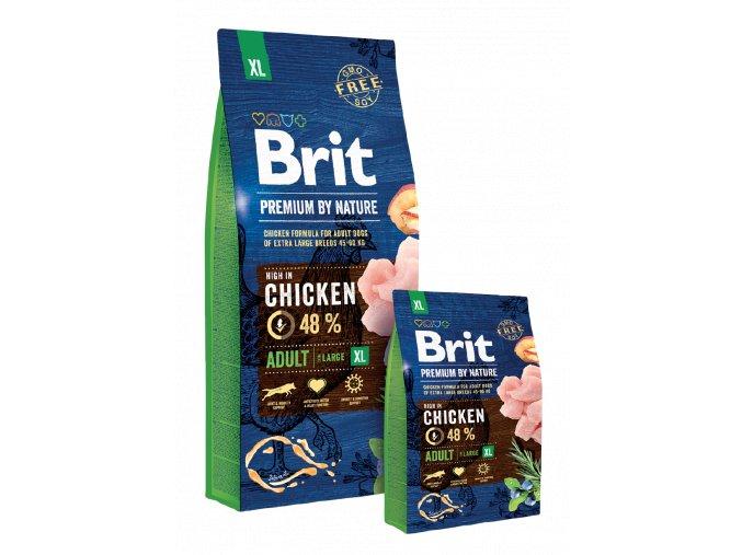 brit premium nature adult xl