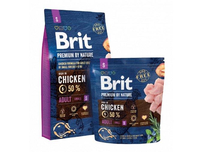 brit premium nature adult s