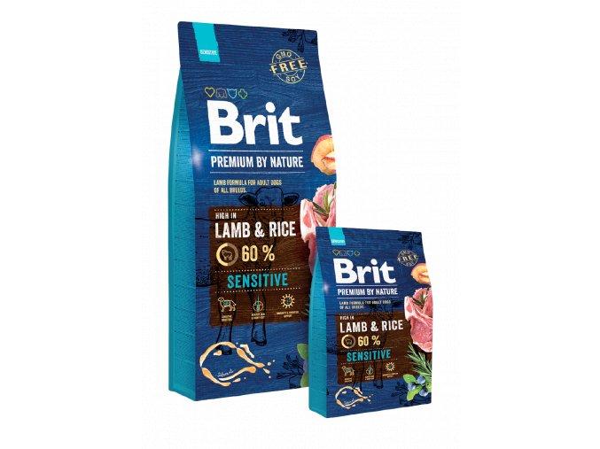 brit premium sensitive