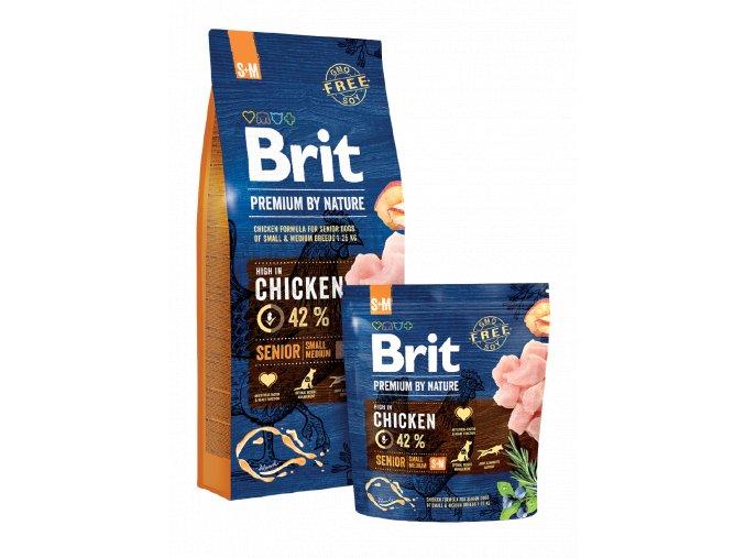 brit premium senior s m