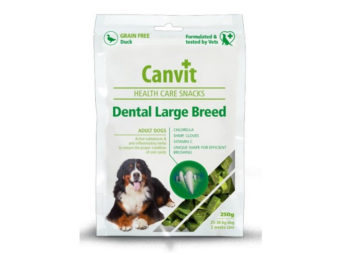 Canvit health care snacks Dental Snacks Large Breed
