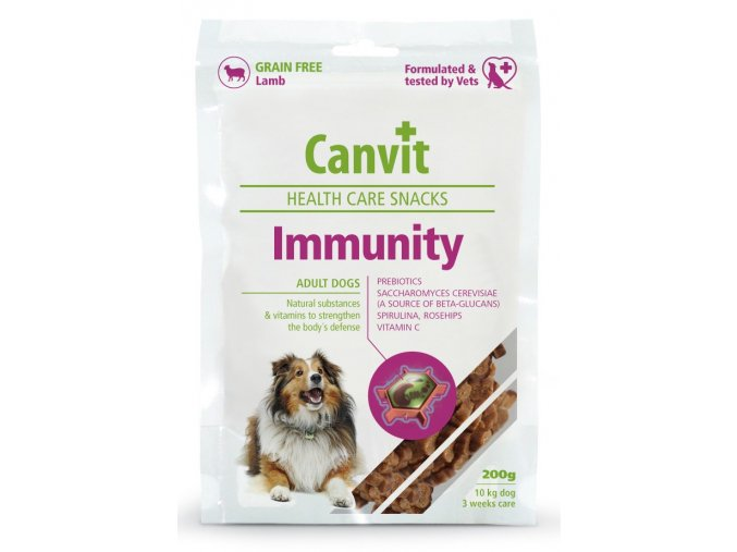 Canvit health care snacks immunity