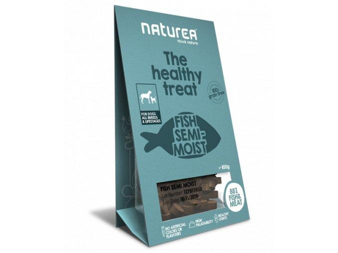 naturea treat rybacie kusky 100g