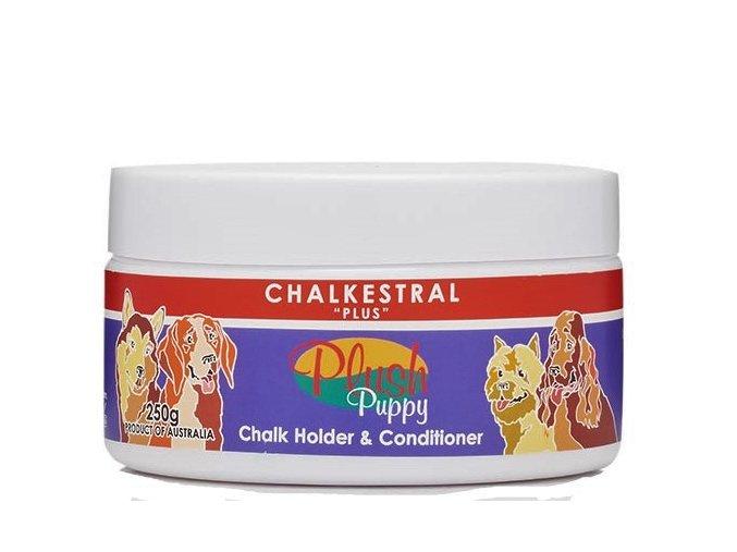 Plush puppy Chalkestral