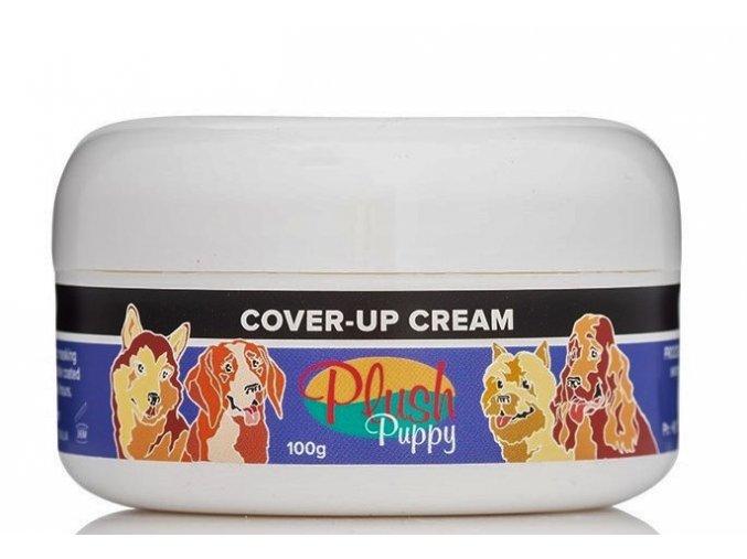 Plush puppy Cover Up Cream