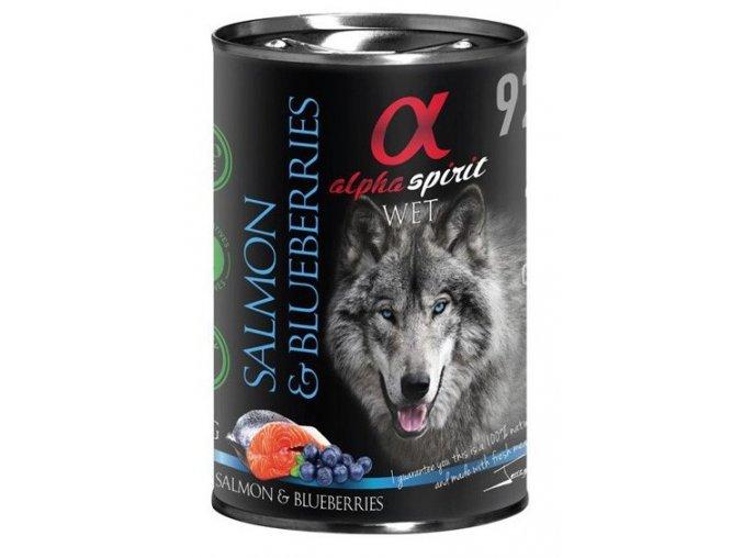 alpha spirit losos s cucoriedkami 400g