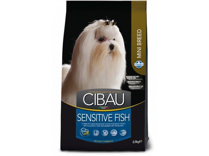 cibau sensitive fish mini@web