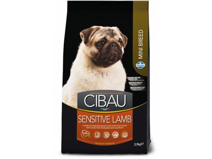 cibau sensitive lamb mini@web