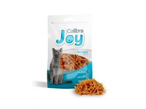 pamlsok calibra joy cat fish stripes 70g