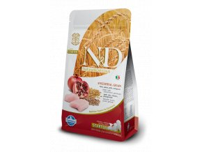 ND Low Ancestral Grain canine STARTER Puppy CHICKEN@web