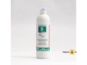 Vybielovací šampón pre psy a mačky č. 5 BEA natur 1000 ml