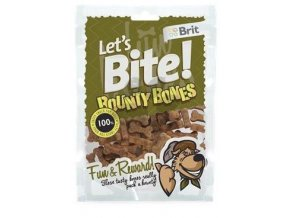 LET' S BITE dog pochúťky Bounty Bones 150 g