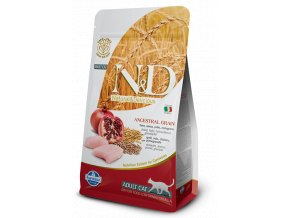 ND Low Ancestral Grain feline Adult CHICKEN@web