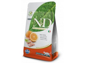 ND Grain Free feline Adult FISH@web