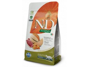 430 13 ND Pumpkin feline 1,5kg Adult DUCK [3D Front+Right]