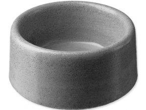 BE-MI betónová miska guľatá 26 cm (4000 ml)
