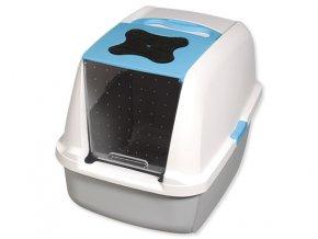 Toaleta CATIT Design modrá 56 cm