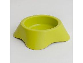 Miska DUVO+ Nuvola plastová 1000 ml 25 x 7,5 cm, rôzne farby
