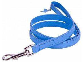 96 ploche kozene voditko modrej farby 122cm
