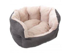 Peliešok DOG FANTASY Comfy1 šedý 46 cm