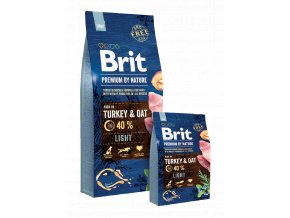 brit premium light