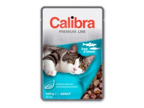 calibra catadult salmon trout