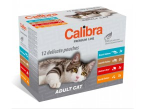 calibra cat adult multipack