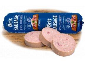salama brit premium sausage turkey