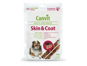 canvit health care snacks skinandcoat