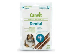 Canvit health care snacks Dental