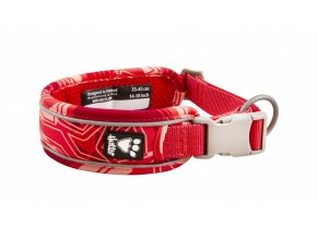 hurtta weekend warrior collar coral camo 4