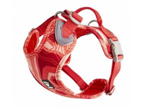 hurtta weekend warrior harness coral camo