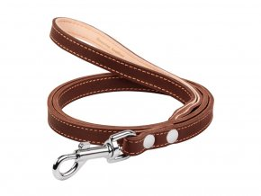collar voditko hnede 122cm