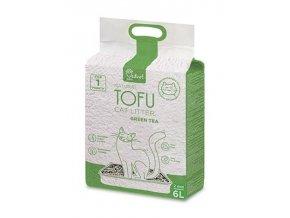 podstielka tofu so zelenym cajom