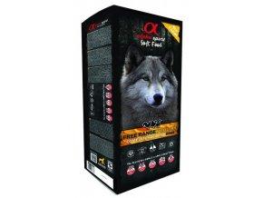 alpha spirit complete soft dog food free range poultry