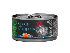 alpha spirit losos s cucoriedkami 150g