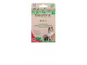 biogance biospotix antiparazitarny obojok pre psov l xl