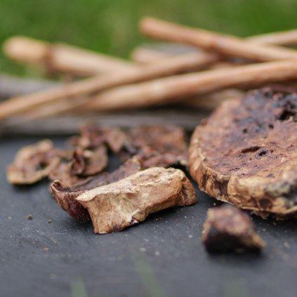 Susene maso pro psy hovezi plice (5)