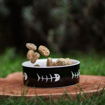 Miska pro psy ryba (2)