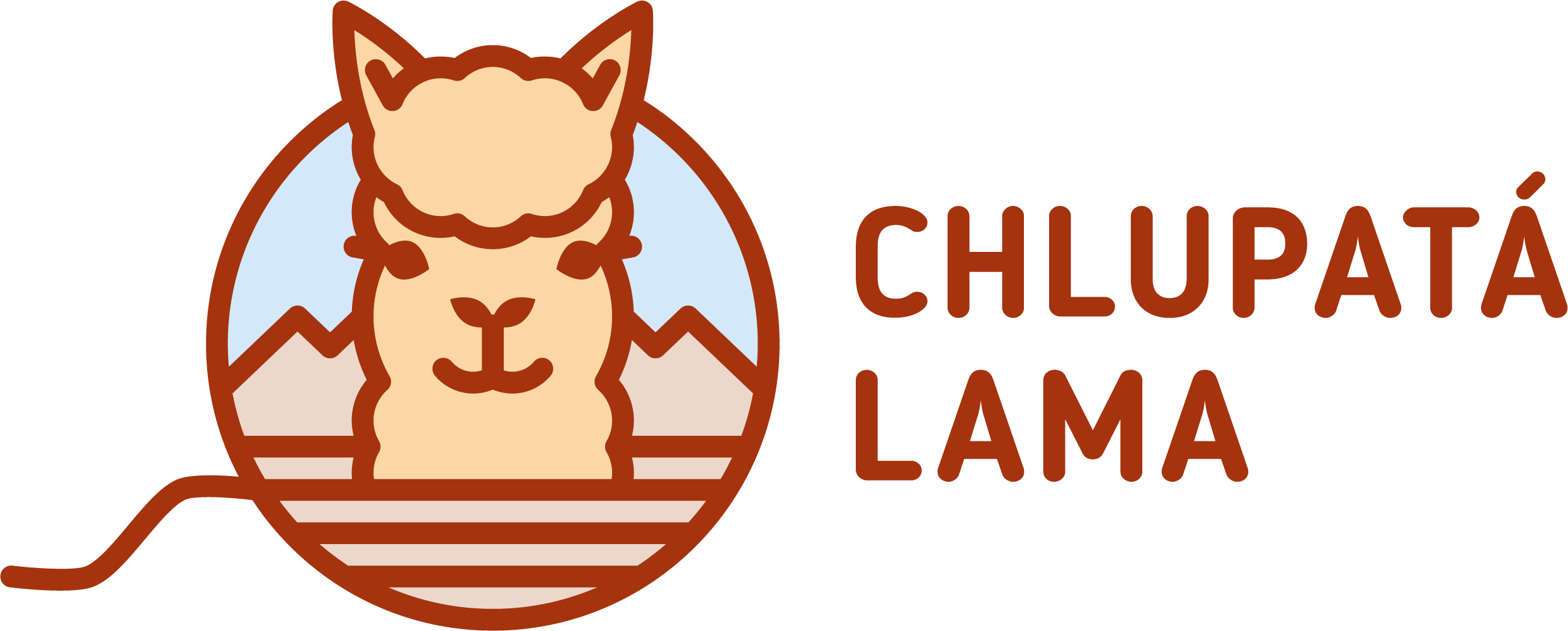 CHLUPATÁ LAMA