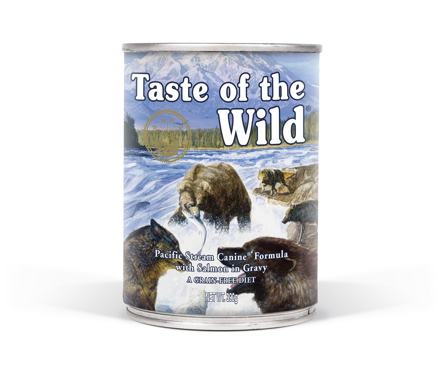 Taste of The Wild KONZERVY PRO PSY