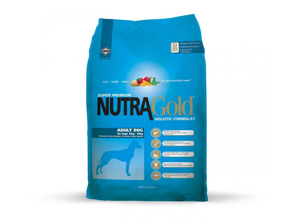 nutragold medium breed adult dog