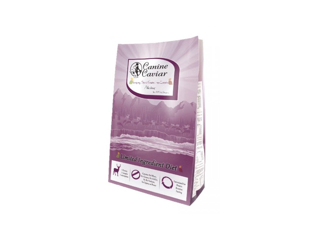 granule Canine Caviar Grain Free Leaping spirit zvěřina | chlupik.cz