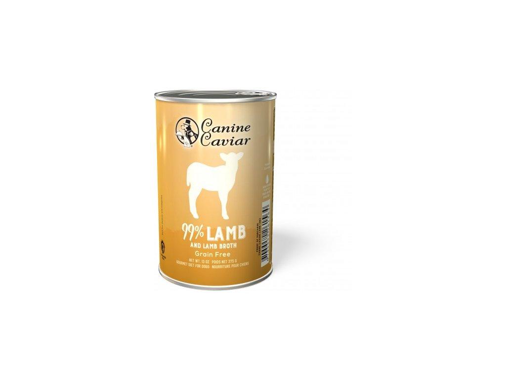 Canine Caviar konzerva pro psy Jehně