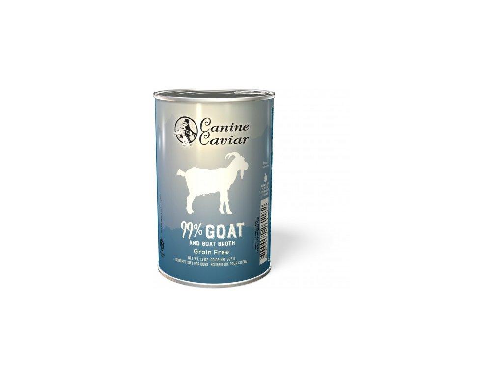 Canine Caviar konzerva pro psy Koza
