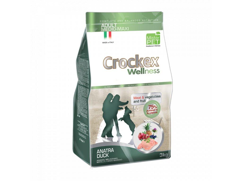 granule Crockex Adult kachni maso