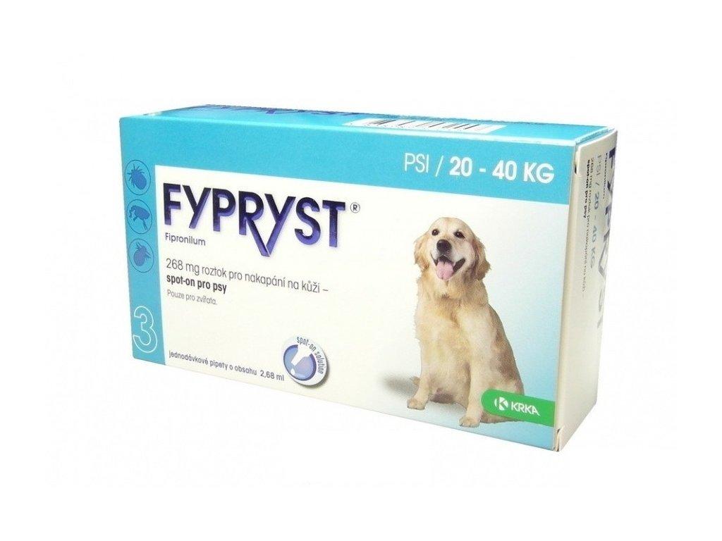 FYPRYST pro psy 20 - 40 kg