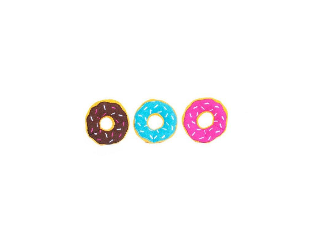 215448 1 zippypaws miniz donuty